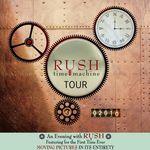 Rush discuta despre noul album si viitorul turneu