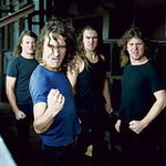 Airbourne au fost intervievati in Londra (video)