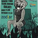 Concert Grimus in Club Zodiar din Galati