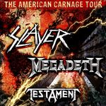 Slayer si Megadeth vor prezenta live integral Seasons In The Abyss si Rust In Peace