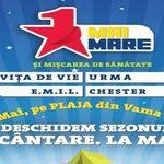 Vita de Vie, Urma, E.M.I.L. in concert gratuit la Vama Veche