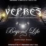 Concet Vepres si Beyond Life in club Subway din Bacau