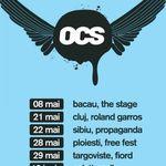 OCS anunta noi concerte in tara