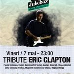 Tribut Eric Clapton in Jukebox din Bucuresti