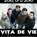 Concert Vita de Vie in Club Phoenix din Constanta