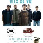 Concert Vita de Vie in Club Hand din Iasi