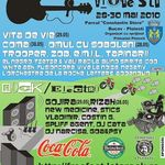 Free Fest in parcul Constantin Stere din Bucov