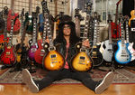 Slash a fost intervievat in Sydney (video)