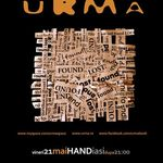 Concert Urma in Club Hand din Iasi