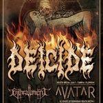 Castigatorii concursului Deicide pe METALHEAD