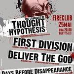 Festival hardcore metal marti seara in Fire Club