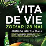 Concert Vita de Vie in Club Zodiar din Galati