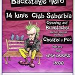 Concert The Backstage Hero in Suburbia din Bucuresti