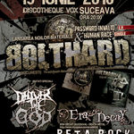 Concert Bolthard in Club Vox din Suceava