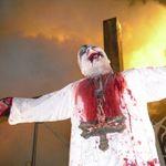 Attila, solistul Mayhem, a furat crucea de la tigani (foto)