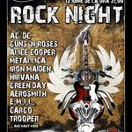 Rockoteca in Club Sinner's din Bucuresti