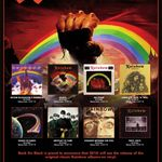 Back On Black lanseaza discografia Rainbow pe vinil