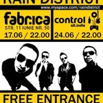 Rain District sustin doua concerte gratuite in Bucuresti