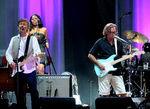 Poze si filmari cu Eric Clapton in concert la Bucuresti