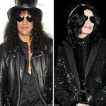 Slash ar fi trebuit sa inregistreze alaturi de Michael Jackson