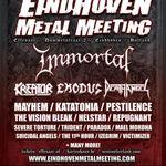 Noi formatii confirmate pentru Eindhoven Metal Meeting