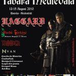Inca o saptamana de preturi promotionale pentru biletele la concertul Haggard de la Tabara Medievala