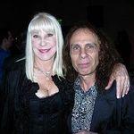 Wendy Dio vorbeste de spre relatiile lui Dio cu liderul The Rods si Joey DeMaio