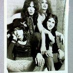 O fotografie din 1973 cu trupa Kiss a fost scoasa la licitatie