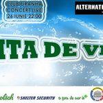 Concert Vita de Vie in Club Piranha Bucuresti