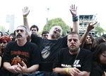 Rammstein a zguduit Romania la Sonisphere (Comunicatul organizatorilor)