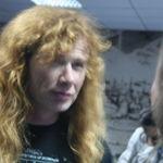 Fanii Megadeth s-au intalnit la Bucuresti cu Dave Mustaine (foto)