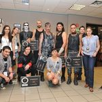 Rammstein au primit Discul de Platina in Romania