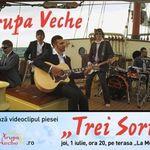 Trupa Veche lanseaza videoclip in La Motoare