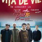 Concert Vita De Vie in Bibi Bistro, Vama Veche