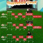 Doua scene si peste 15 show-uri electrizante la Ciuc Summer Fest
