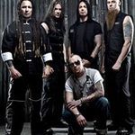 Five Finger Death Punch au fost intervievati in California (video)