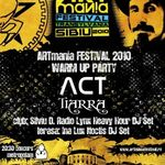 Concert Act si Tiarra in Club Fabrica din Bucuresti