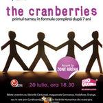 Concert Cranberries marti seara la Zone Arena din Bucuresti