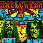 Alice Cooper in turneu alaturi de Rob Zombie si Murderdolls