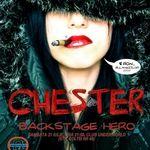 Concert Chester si The Backstage Hero in Underworld Bucuresti