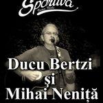 Concert Ducu Bertzi la Baza Sportiva din Vama Veche
