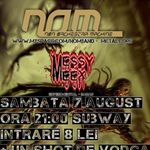 Concert NOM si Messy Meex in club Subway din Bacau