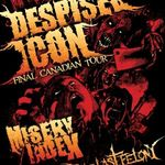 Despised Icon anunta ultimul turneu din Canada