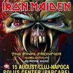 Peste 30.000 de oameni sunt asteptati la concertul Iron Maiden
