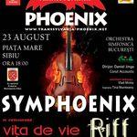 Concertul Phoenix din Sibiu se muta in Piata Mare
