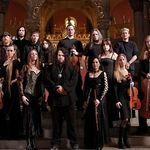 Haggard au cantat Imnul Romaniei la Bistrita (video)