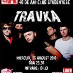 Concert Travka in Club A din Bucuresti
