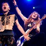 Iron Maiden au baut aproape 200 de beri intr-un bar din Norvegia