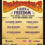 Hendrixperience, primul festival 'liber' din Romania