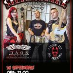 Concert The Silver Shine in Club Daos Timisoara